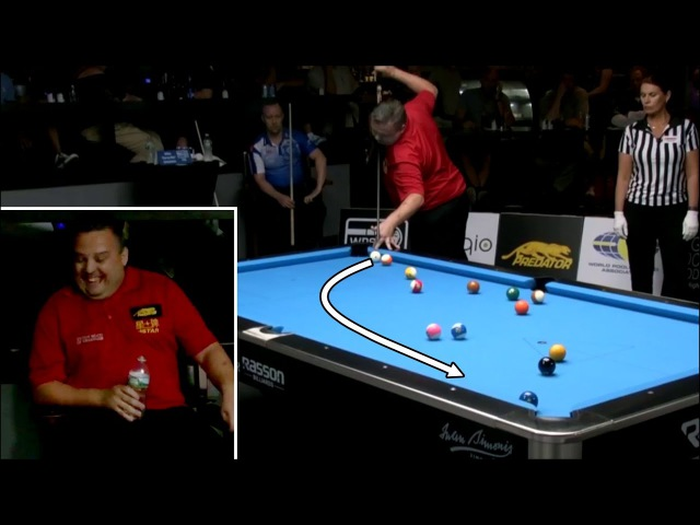 MOST UNBELIEVABLE RUN OUT EVER?!! 8-BALL POOL IN REAL LIFE! By Chris Melling!