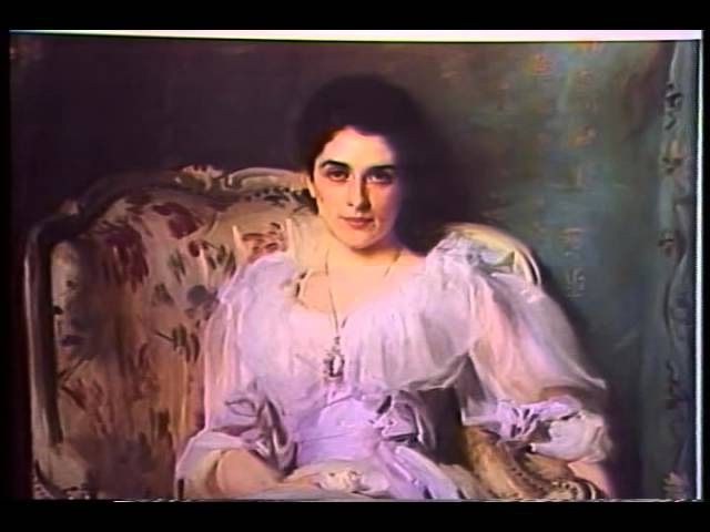 The Portrait Institute John Singer Sargent's Lady Agnew 2