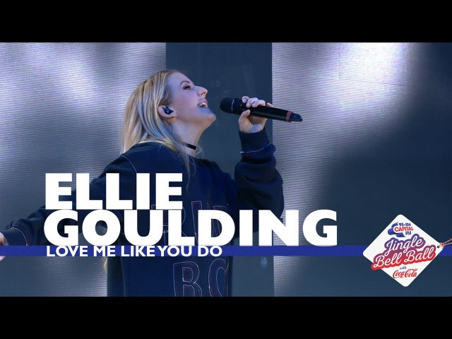 Ellie Goulding - 'Love Me Like You Do' (Live At Capital's Jingle Bell Ball 2016)