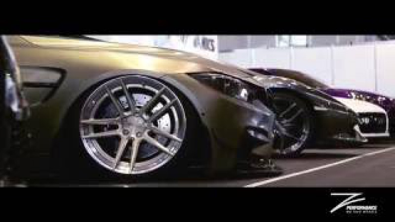 Tuningworld Bodensee 2016 | Booth Z-Performance