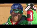 4-ое место Эрика Лессера в индивидуальной гонке