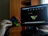 Pyraminx Avg of 5 10.61 Single 9.20