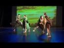 Танцевальный спектакль Анны Климаковой Притяжение Квартет