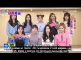[RUS SUB] 170524 Taiwan CTV News Gugudan Cut