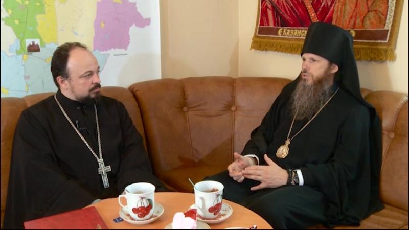 Вопросы батюшке, №19, гость: Епископ Выксунский и Павловский Варнава