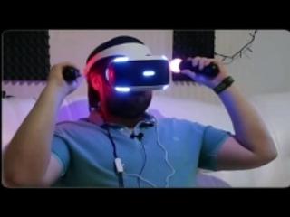VR зарядка с Куплиновым