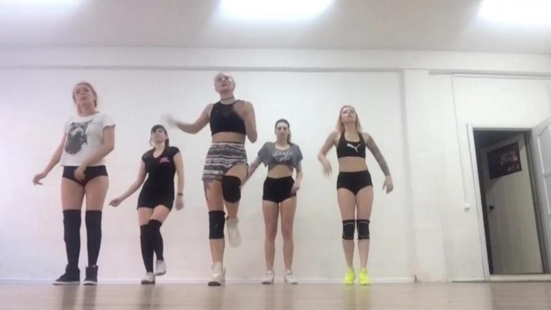 Areh || Twerk practice