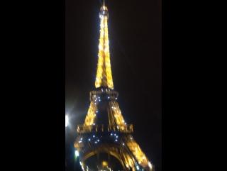 Франция. Эйфелева башня