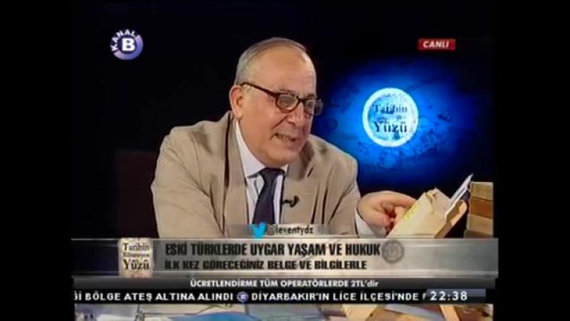 Türklerde Uygar Yaşam ve Hukuk