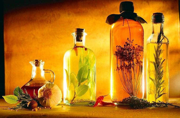 Оливковое масло первого отжима (не рафинированное)