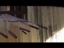 Как делают длинную лапшу ''Мянь Сянь'' (механизация) и сушат её на солнце ''Пу Шай''. Это вкусно ''Цай Хао Чи''.