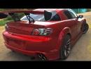 Полная покраска Mazda RX-8