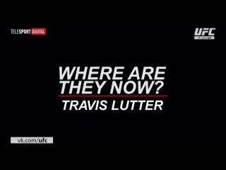 Where are They Now Season 2 Episode 2 Travis Lutter