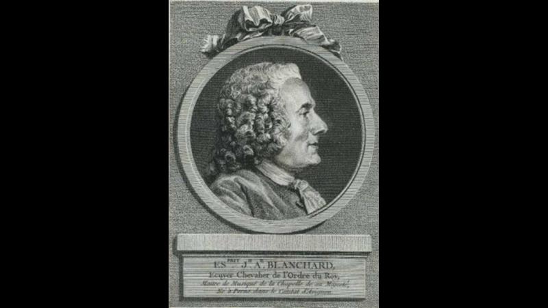 Esprit-Joseph-Antoine Blanchard (1696-1770) - Te Deum (1744)