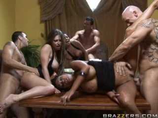 Priya rai, havana ginger and rachel roxxx (the supper)