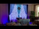 💙Оформление свадьбы в морской теме