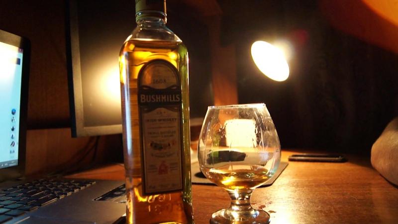 Ирландский виски. Bushmills Original