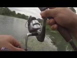 СОМ АТАКУЕТ СУДАКА# Вот это рыбалка! Я был в шоке