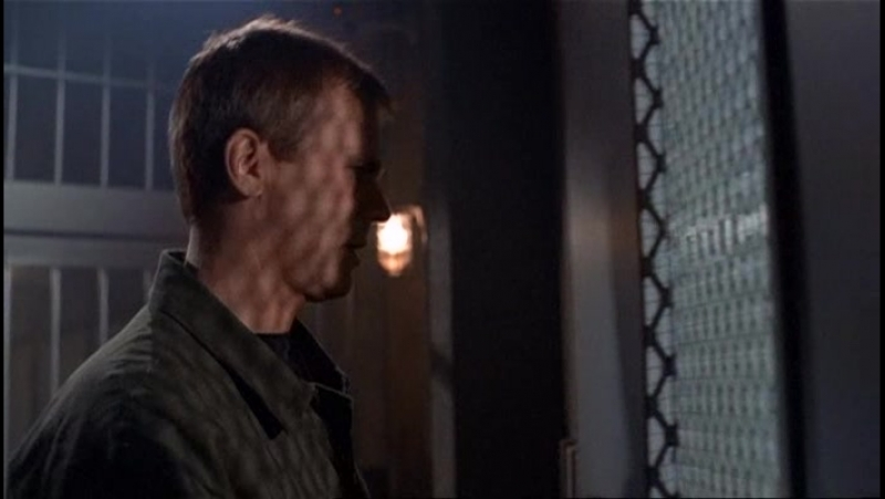 SG-1. Season 2.02. In The Line Of Duty