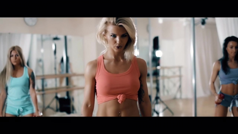 Viktorya Kosmina. Sport. Dance. The private club SP. Mixit