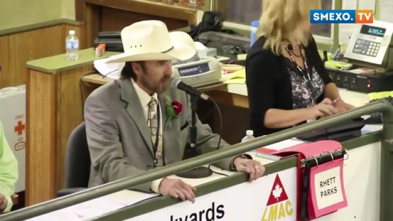 Rhett Parks Whitewood livestock sales