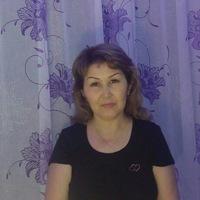Анкета Анна Гаптар