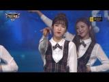 Lаbоum - Wintеr Stоry (KBS Gаyо Dаеjun 2016.12.29)