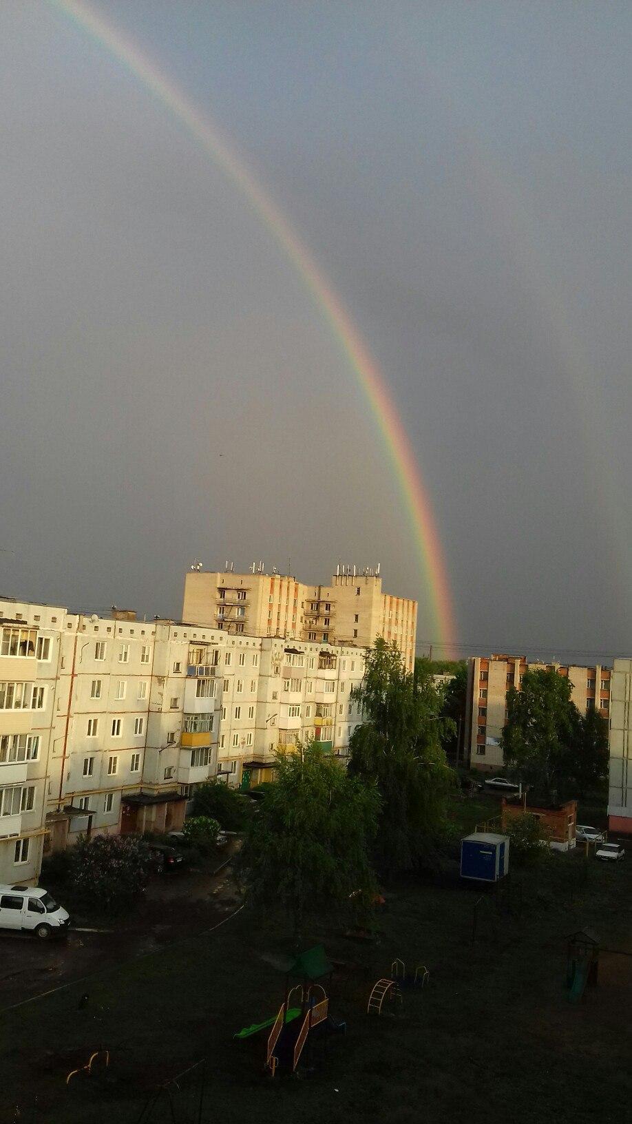В Узловой - волшебный мост между небом и землей