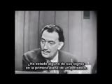 Entrevista a Salvador Dalí en Merv Griffin Show 1965