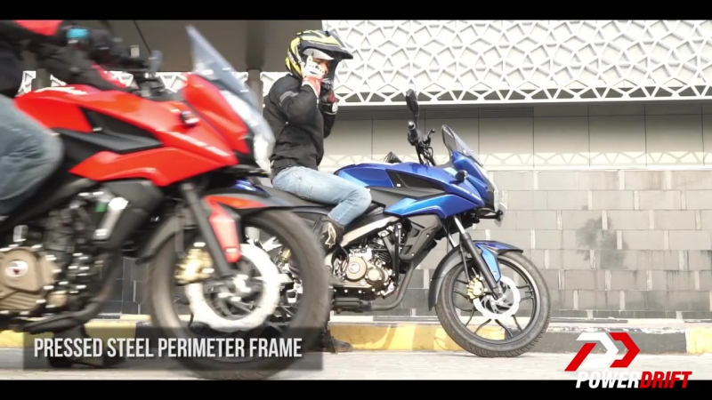 Top Music - Bajaj Pulsar AS 150 AS 200 - PowerDrift