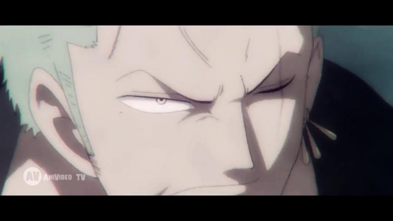 Аниме реп, про Ророноа Зоро [ Аниме Ван Пис ] _ One Piece - Rap Roronoa Zoro