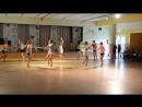 молодежная группа танец Рокенрол г.НАРВА