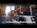 Четверо против бездорожья русские туристы доехали до Гамбии на убитой 6