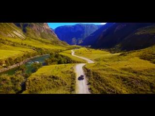 Самое красивое видео ютуба. Красоты горного Алтая в 4К