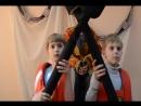 Богатырский Ералаш. Дружина Квас и сено представляет исторический фильм о грозной эпохе времен лагеря Великий Новгород