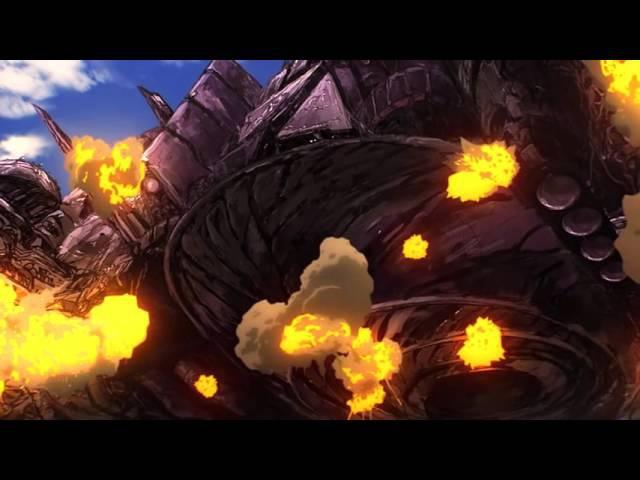 One punch man AMV- Ready Or Not [Saitama Vs Boros] (1080p)