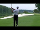 Tiger Woods' Beautiful Golf Shots 2015 Quicken Loans PGA Tour