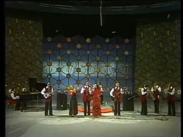 София Ротару-ТВ-Передача Da liegt Musike drin Вокруг музыки ( RWA Berlin-02.02.1975)