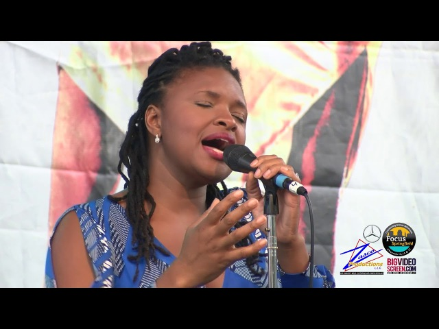 Springfield Jazz Roots Festival 2017 - Lizz Wright