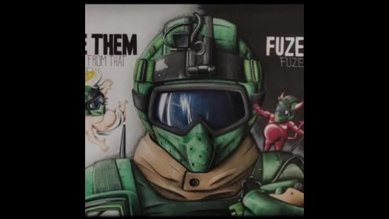 FUZE THEM ALL OR FUZE THE HOSTAGE