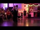 Elizabeth Linda dancing La Colegiala