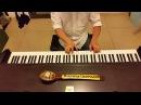 Алла Пугачёва на пианино Всё могут короли пианино кавер