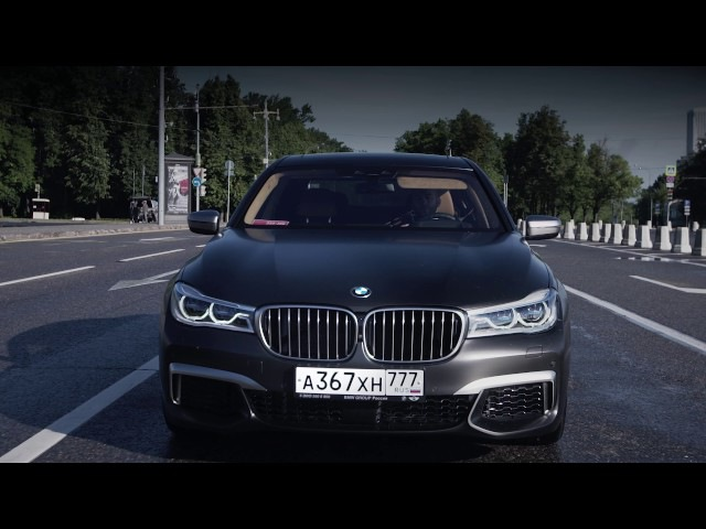 DT Test Drive BMW M760Li vs Audi S8 Plus vs Mercedes S63 AMG