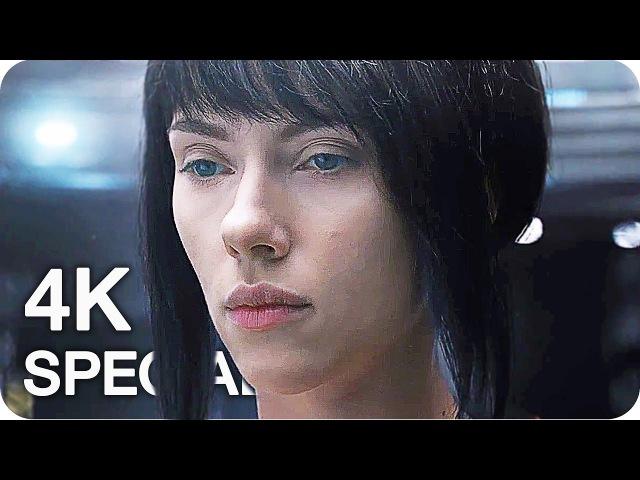 GHOST IN THE SHELL Featurette Teaser Trailer (2017) Scarlett Johansson Movie