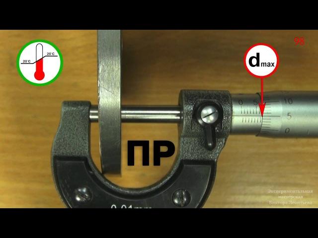 6-1 Размер, отклонения, допуск - Size, deviation, tolerance