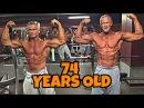 Over 70yro Super Buff Grandpas | Grandpa Bodybuilders | Age Is Just A Number