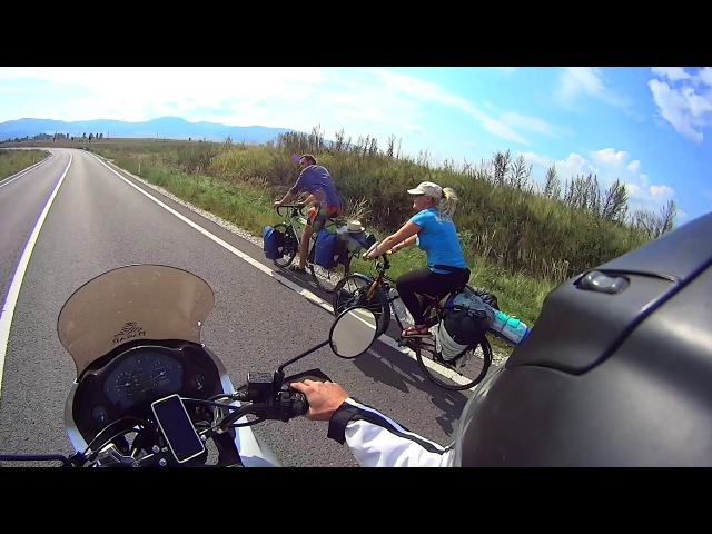 Moto Trip From Ukraine To Romania 2017. Part 1. Siret To Brasov And Dracula Castle.
