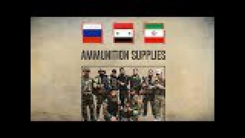 Бригада «Иерусалим» (Лива Аль-Кудс). Создание, бои в Алеппо, связи с Россией. Русс ...