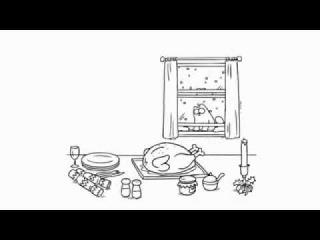 18 Кот Саймона и рождественская индейка Simon's Cat in 'Fowl Play' 2011