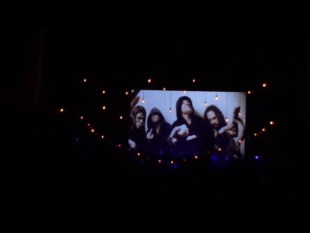 08.03.17 Рыбинск Resonance (red tour)Metallica_The Unforgiven